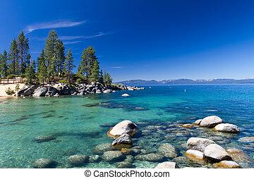 Lake Tahoe - beautiful Lake Tahoe