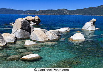 Lake Tahoe - beautiful Lake Tahoe