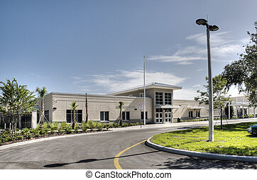 Middle School in Florida