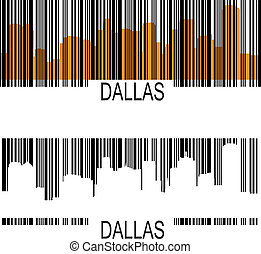 Dallas barcode