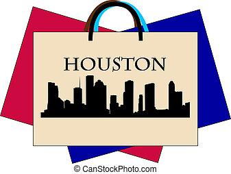 Houston shopping