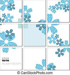 Vector illustratie geometrisch mo - Donker mozaieken badkamer ...