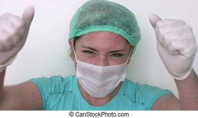 Happy Surgeon