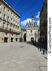 Porte Cailhau XV-XVI c, Bordeaux, France