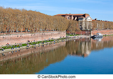 Bank of Garonne, Toulouse, France