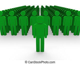 3d green team group