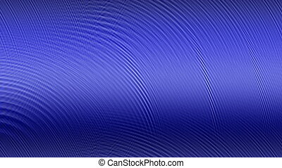 Blue television static seamless loop