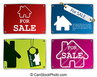 House for sale tablets - House for sale tablet designs