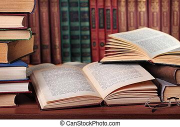 pila, Libros