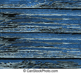 Wood Texture - A rough wooden texture (vector)