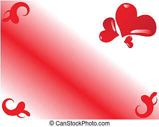 Love background  - Abstract love background