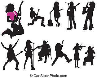 Musicians - Various musicians