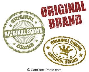 original brand stamps