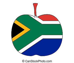 South African apple