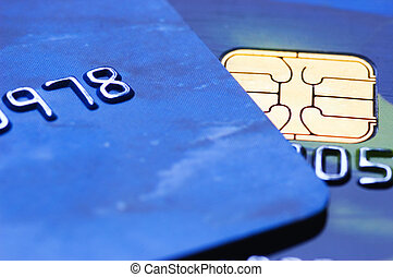 Credit cards shallow DoF