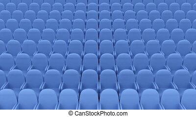 Seats in loop motion