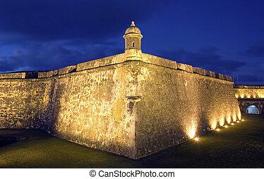 El Morro Old San Juan - Old San Juan, Fort San Felipe del...