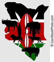 Big Five Kenya