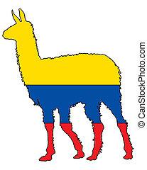 Lama Ecuador
