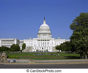 Capitol building Washington DC - United States Capitol...
