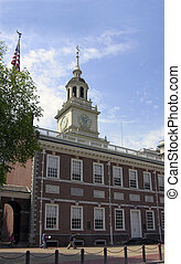 Independence Hall Philadelphia Pennsylvania - Independence...