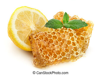 miel, Panales, limón