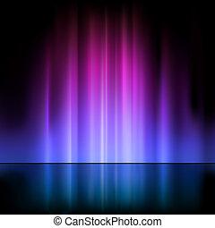 luz, fuente