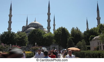 Blue Mosque 4 - Blue Mosque, shoot Canon 5D Mark II
