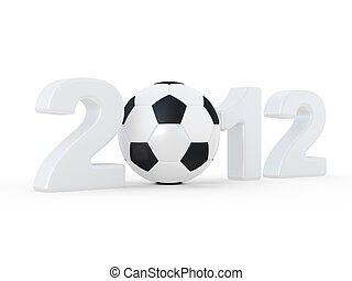 Europe on football 2012 Ukraine