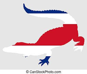 Crocodile Costa Rica