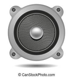 vector speaker for your design