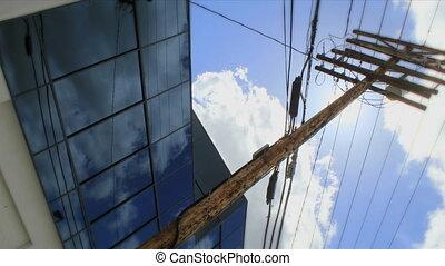 TLP-0004 cloudy building dutch