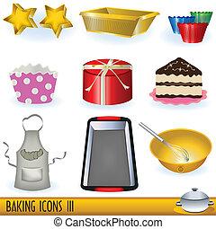 Baking Icons 3