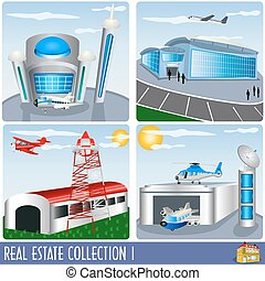 Real estate collection 1 - Real estate collection, part 1,...