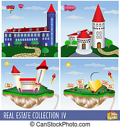 Real Estate Collection 4 - Real estate collection part 4,...
