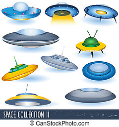 Space Collection 2 - Space collection, part 2, different...