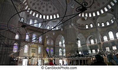 Blue Mosque 2 - Blue Mosque, shooting Canon 5D MarkII