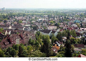 Settlement in Germany - The view from the top to settle in...