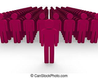 3d pink team group