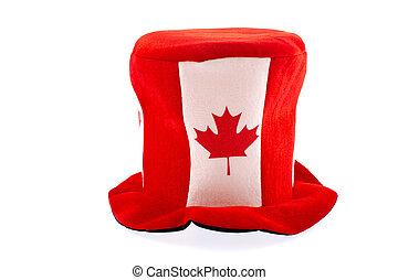 Canada day national holiday apparels - Funny hat Canada Day...