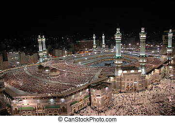 TheHoly mosque - Theholy mosque in makkah .