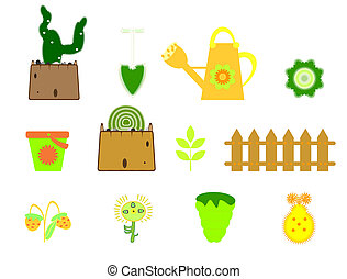 Scrapbooking elements  vector