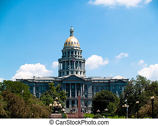 State Capital Building - State Capital building in the city...