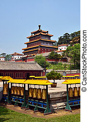 Buddhism - Tibetan temples in Chengde