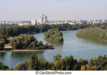 Belgrade, Serbia -   Belgrade, Serbia