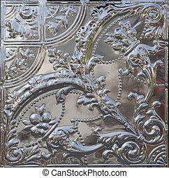 ornate ceiling tile - ornate tin ceiling tile