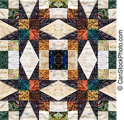 beautiful quilt design - beautiful colorful quilt design