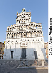 Lucca, church of San Michele in Foro