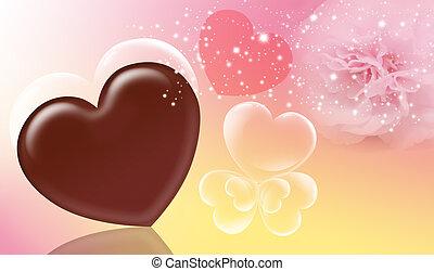 Valentine card   - Valentine card