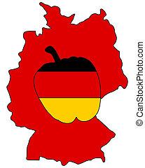 German Capsicum
